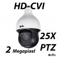 2 Megapixel 25x HD-CVI Starlight IR PTZ