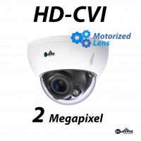 2 Megapixel HD-CVI Dome IR Motorized 2.8-12mm