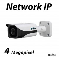 4 Megapixel Bullet IR IP Camera 3.6mm