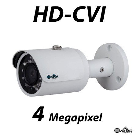 4 Megapixel HD-CVI Mini Bullet IR 3.6mm