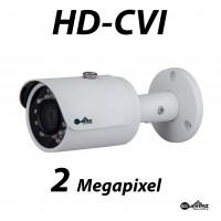 2 Megapixel HD-CVI Mini Bullet IR 3.6mm
