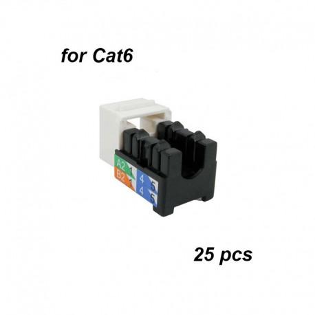 Cat6 Keystone Jack