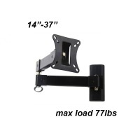 """LCD Wall Mount 14-37"""""""