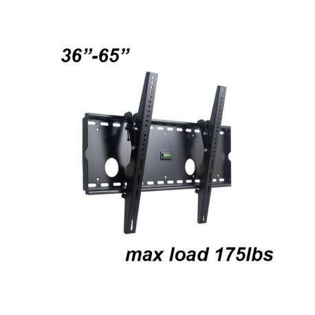 "LCD Wall mount 36-65"" (fixed)"