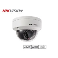 Hikvsion 4MP Fixed Dome Network Camera