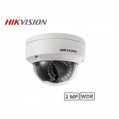 Hikvsion 2MP Fixed Dome Network Camera