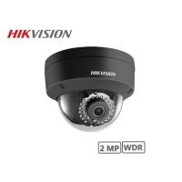 Hikvision 2MP Fixed Dome Network Camera (Black)