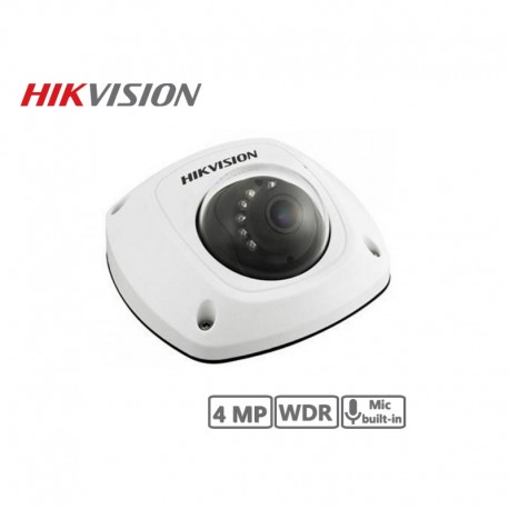 Hikvision 4MP Network Mini Dome Camera