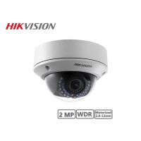 Hikvision 2MP Network IP Motorized 2.8-12mm Dome Camera