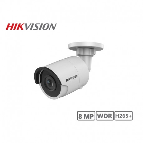 Hikvision 8MP Network Mini Bullet Camera H265+