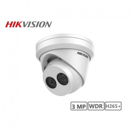 Hikvision 3MP EXIR Turret Network Camera H265+