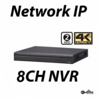 8 Channel NVR 4K Lite