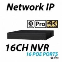 16 Channel NVR 4K 16 PoE Pro