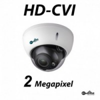 2 Megapixel HD-CVI Dome Motorized 2.7-12mm