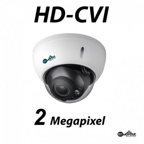 2 Megapixel HD-CVI Dome Motorized 2.7-12mm
