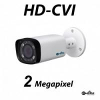 2 Megapixel HD-CVI Bullet Motorized 2.7-12mm