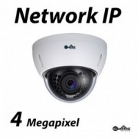 4 Megapixel Lite Dome IR IP Camera 3.6mm