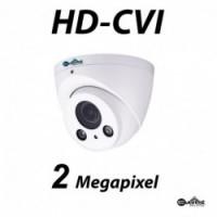 2 Megapixel HD-CVI Turret Motorized 2.7-12mm