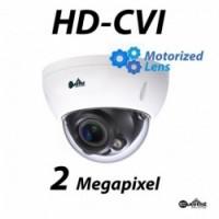 2 Megapixel HD-CVI Dome IR Motorized 2.8-12mm
