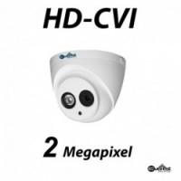 2 Megapixel HD-CVI Turret 2.8mm