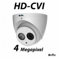 4 Megapixel HD-CVI Turret IR 3.6mm