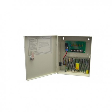 18 Ch Power Supply Unit (12V - 10A)