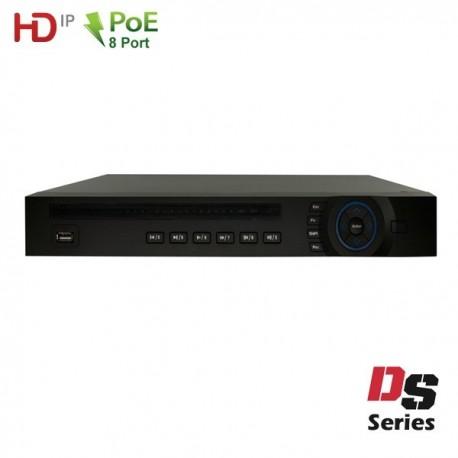 16 Channel 1080P 8 PoE 1U NVR