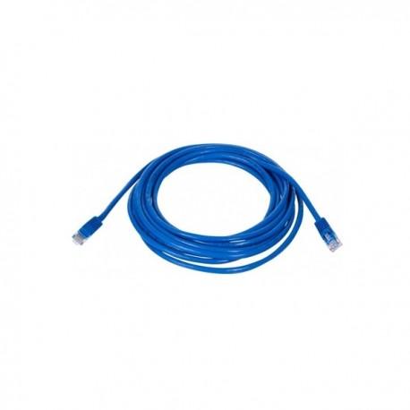 CAT5e patch cable 25ft (blue)