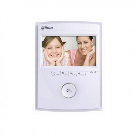 7-inch Color Indoor Monitor VTH1520AS