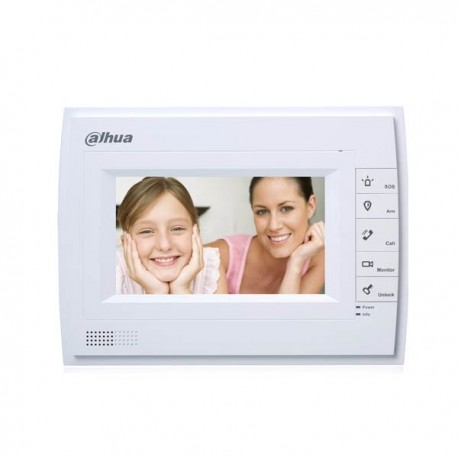 7- inch Color Indoor Monitor VTH1520AH