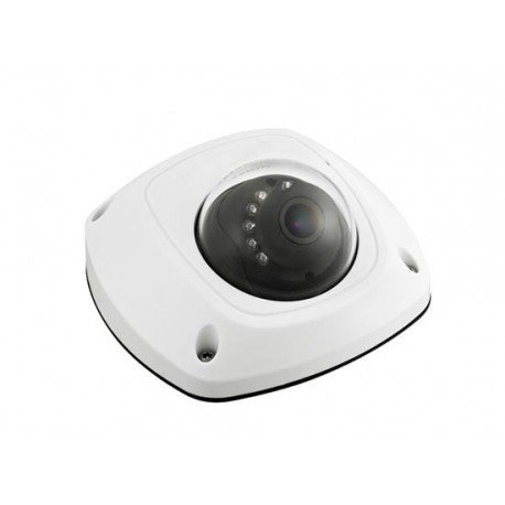 4 MP IR WDR Audio Dome Camera - 4mm