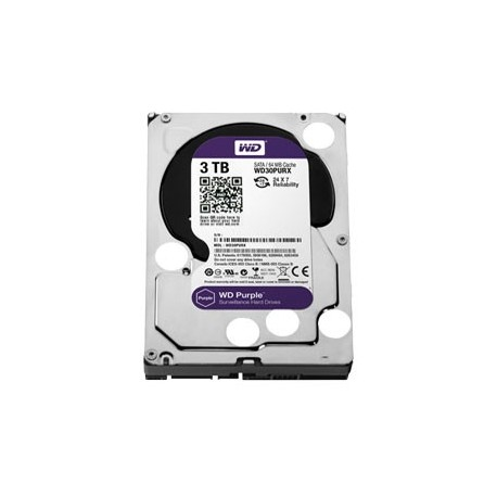 3TB Purple Hard Drive