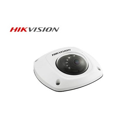 4 MP IR WDR Audio Dome Camera - Wifi