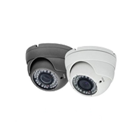 4 IN 1 - 2.MP Varifocal 2.8-12mm Dome Camera - White