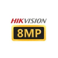 Hikvision 8MP cameras