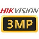 Hikvision 3MP Cameras