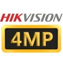Hikvision 4MP Cameras